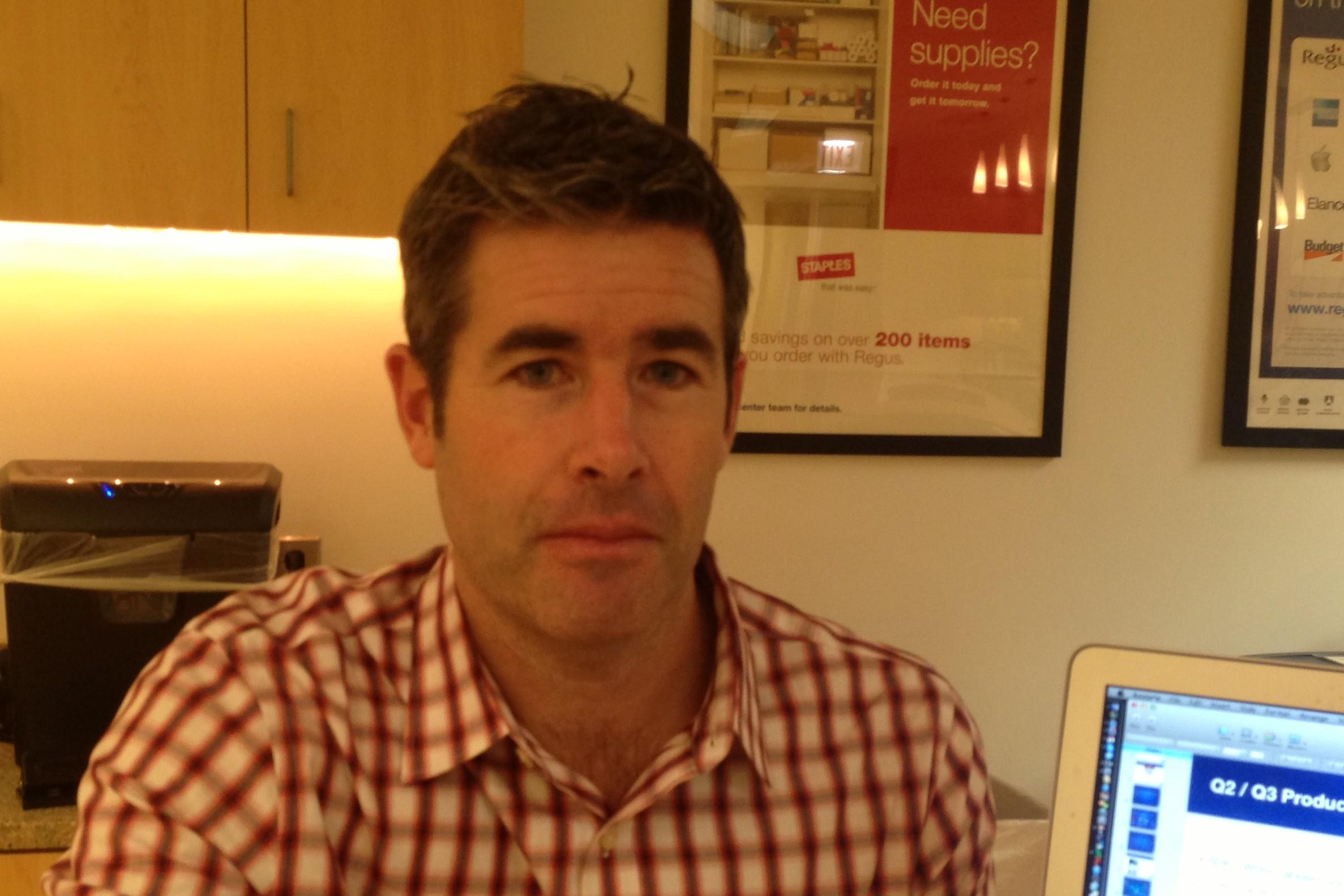 Evzdrop CEO David Rush