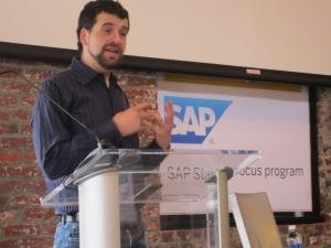 Dr. Sam Madden of MIT's CSAIL lab.
