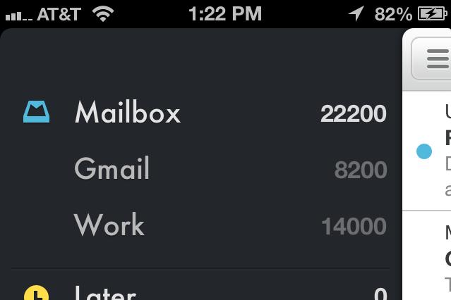 Mailbox email