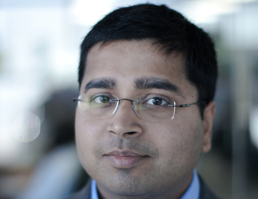 Instart Logic Co-founder and CEO Manav Mital