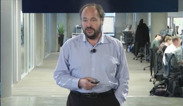 Paul Maritz at Pivotal Initiative