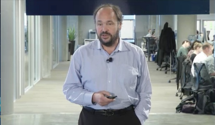 Paul Maritz at Pivotal Initiative