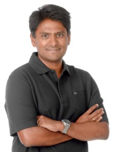 Applied Micro CEO Paramesh Gopi.