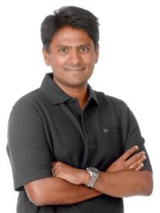 Applied Micro CEO Paramesh Gopi.