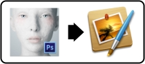 Photoshop to Pixelmator