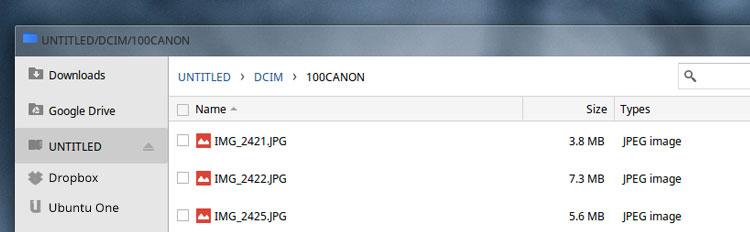 Chrome OS cloud integration