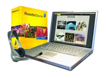 Rosetta Stone Version 4 TOTALe with Laptop