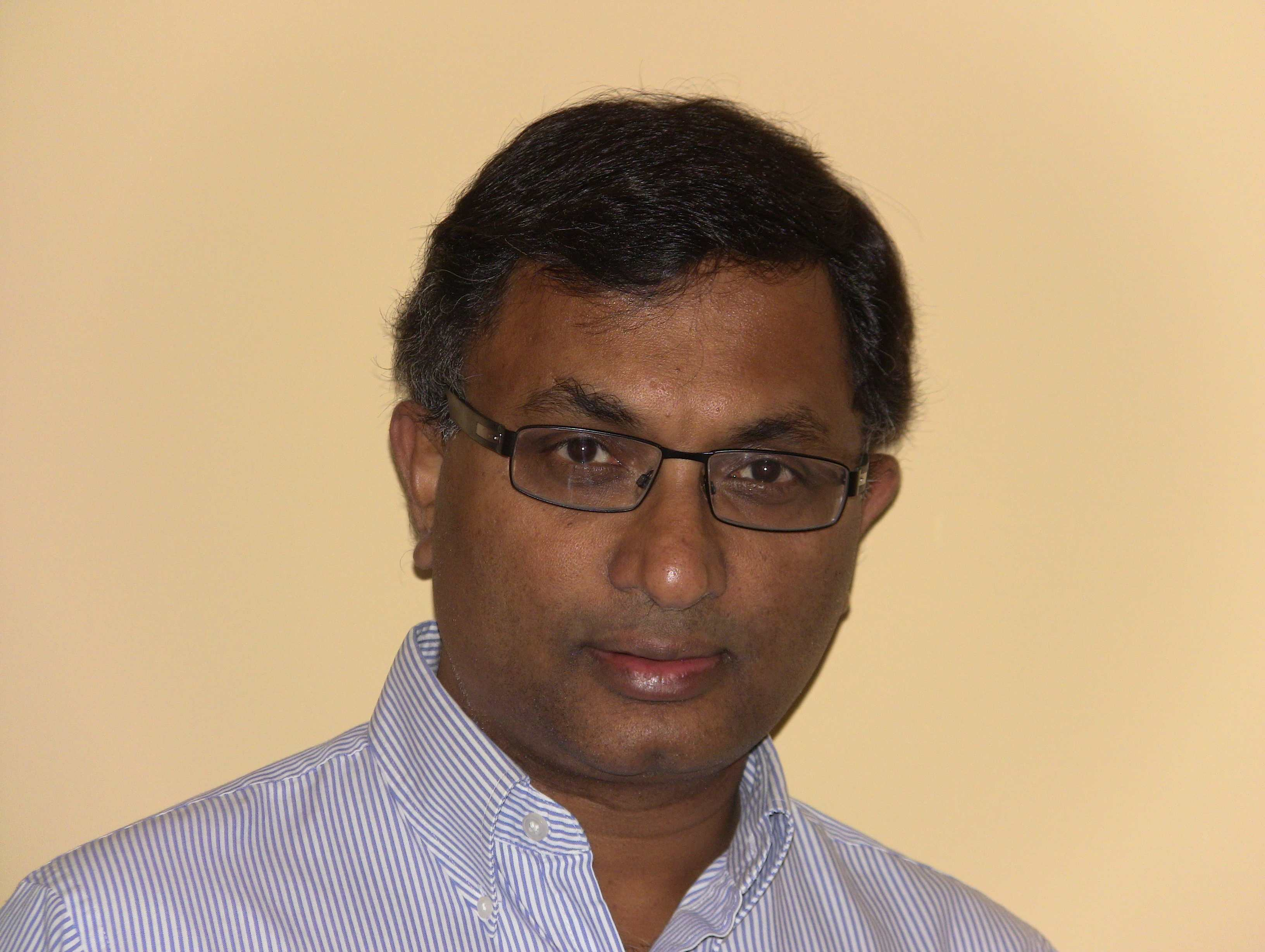 Roshan Gudapati, vice president of sales and marketing, One Convergence