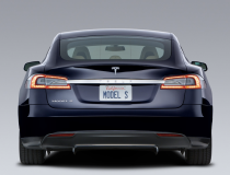 Tesla Model S, image courtesy of Tesla.