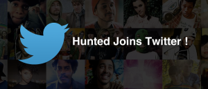 We Are Hunted music app joins Twitter