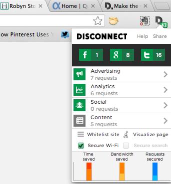 Disconnect 2 screenshot