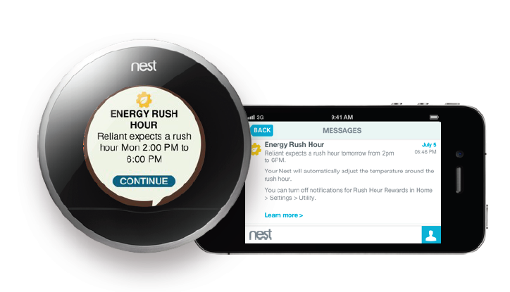 Great hardware and good software make the Nest a success.
