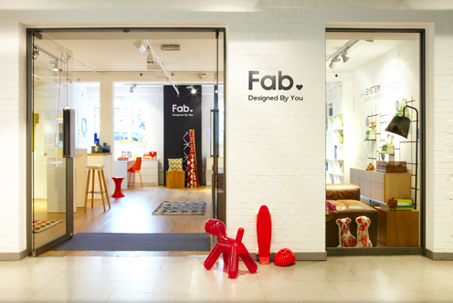 Fab design store
