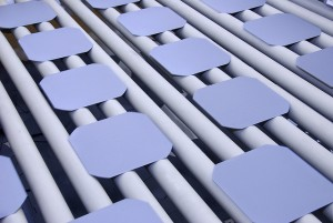 Silicon wafers (solar)