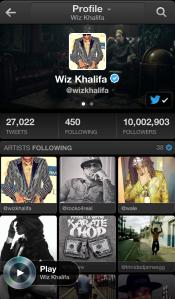 twitter music app 2