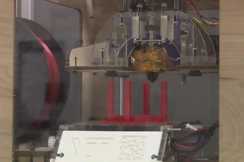 VT 3D printing