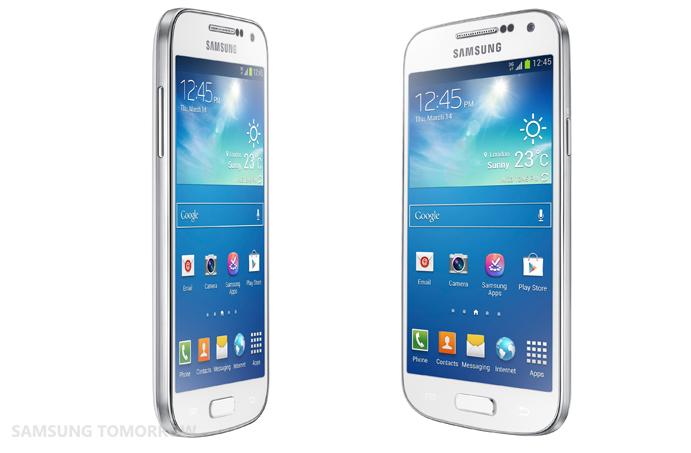 Samsung Galaxy S 4 Mini White