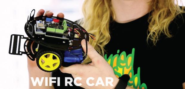 SparkRCcar