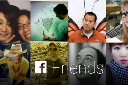 Facebook Google Glass