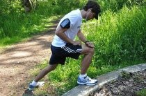 On May 4, 2013 ultramarathon runner Roger Michel took the Sensoria Anklet out for a test ride.