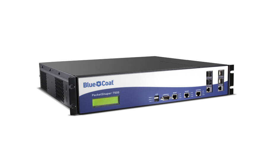 Blue Coat Systems Packet Shaper 7500