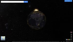 Copy of Earth - Sunrise