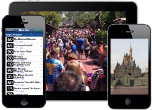 Disney Resort Apps