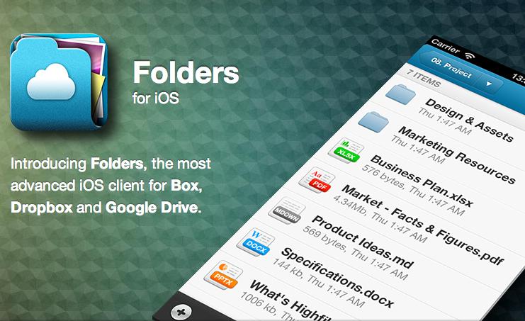 Folders Box