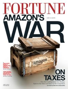 FORTUNE - Amazon Cover
