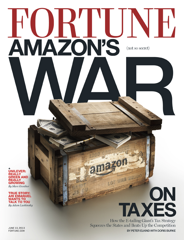 FORTUNE - Amazon Cover