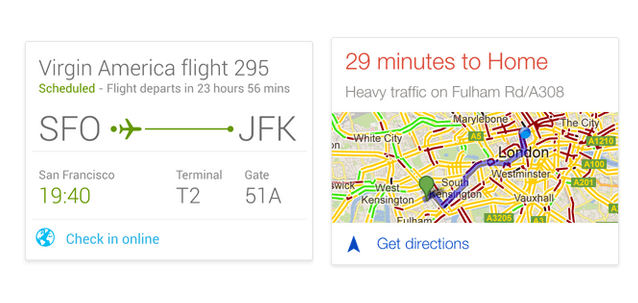 The Google Now dilemma: Yes, it's kind of creepy -- but it's also incredibly useful
