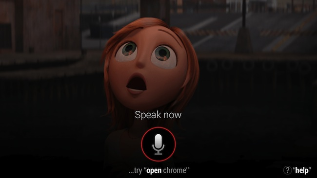 Google's voice recognition already controls Google TV devices. Will it come to your lightbulbs next?