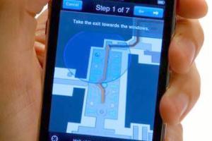 Meridian's indoor location technology