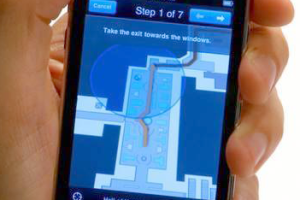 Meridian's indoor location technology