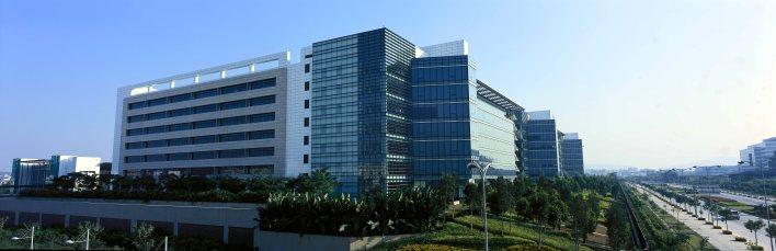 Huawei R&D facility Shenzhen