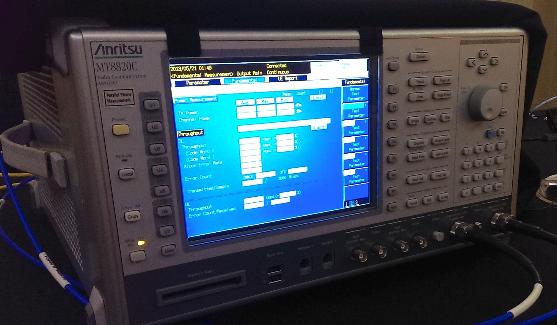 Nvidia CTIA Tegra 4i demo