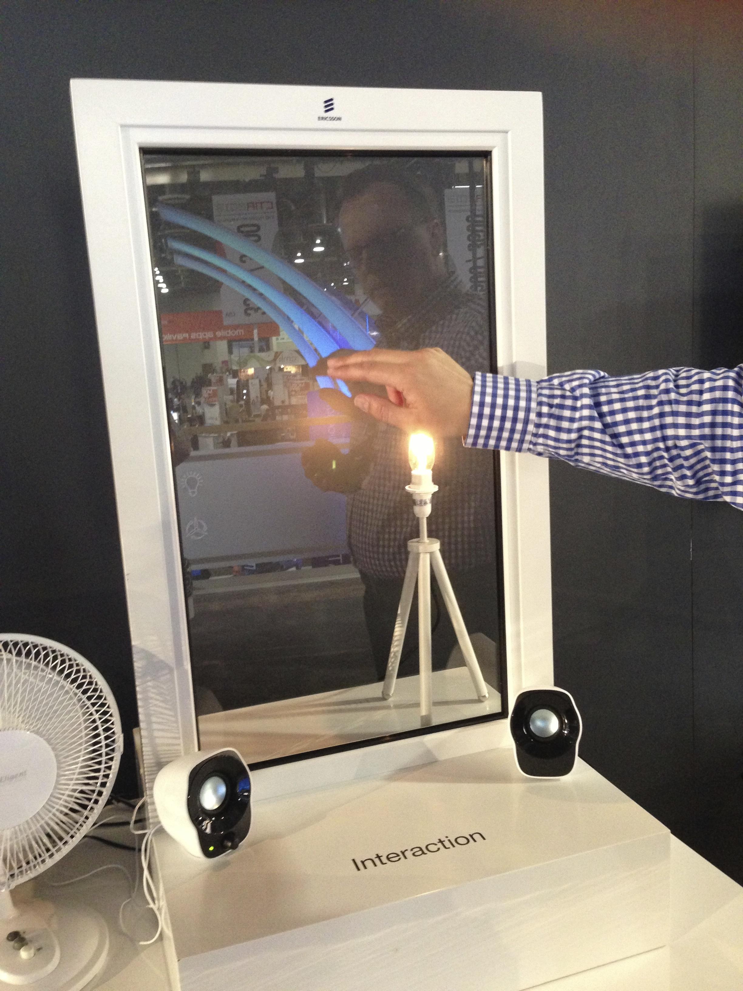 Ericsson Antenna Glass