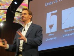 Erik Brynjolfsson, director for Digital Business at MIT Sloan School of Management .
