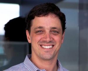 Kevin Egan, VP of sales for Dropbox.