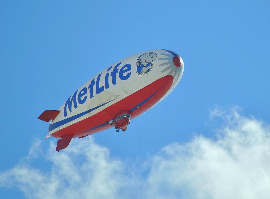 Metlife balloon