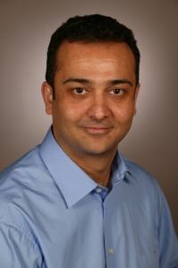 Facebook's Najam Ahmad.