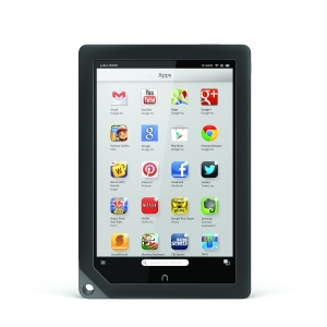 Nook HD with Google Apps
