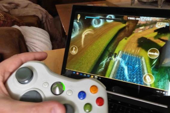 Pixel gaming