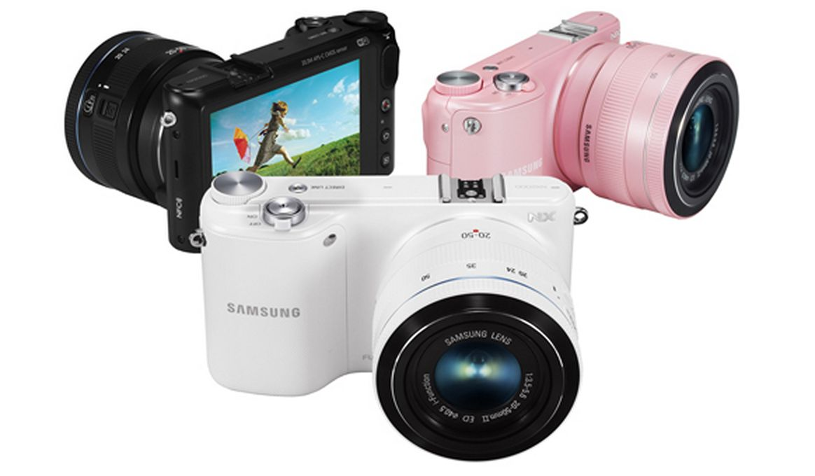 Samsung NX2000 cameras