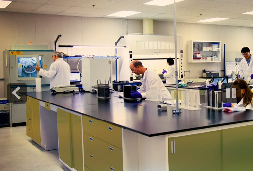 Labs of Eos Energy