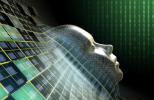 Shutterstock Andrea Danti head cyberspace data