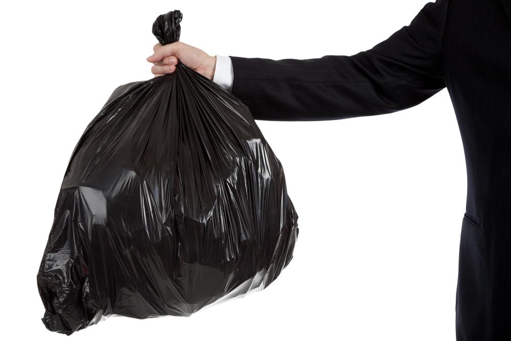 garbage trash