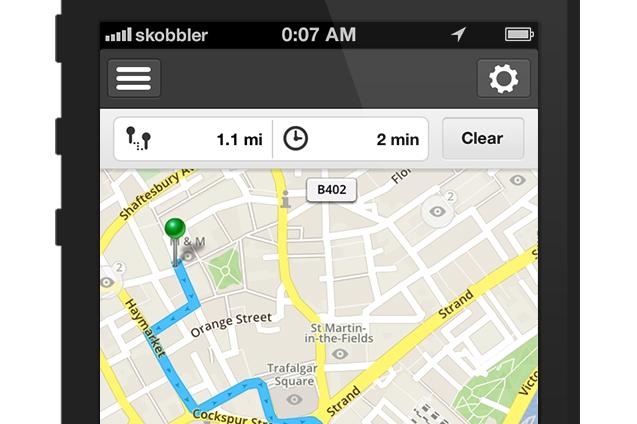 Skobbler ForeverMap 2 iOS