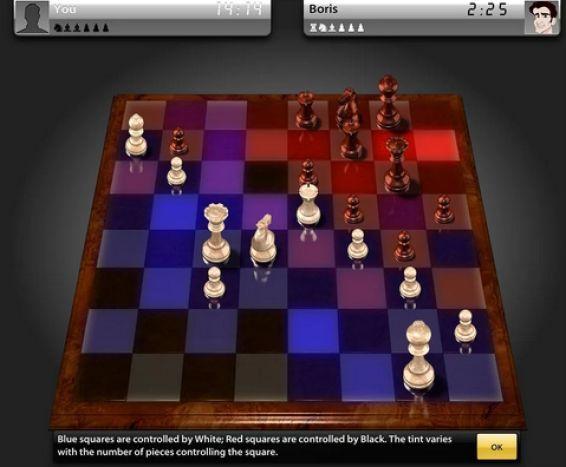 SparkChess web app