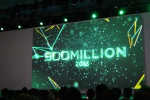 Google I/O 2013 Android activations